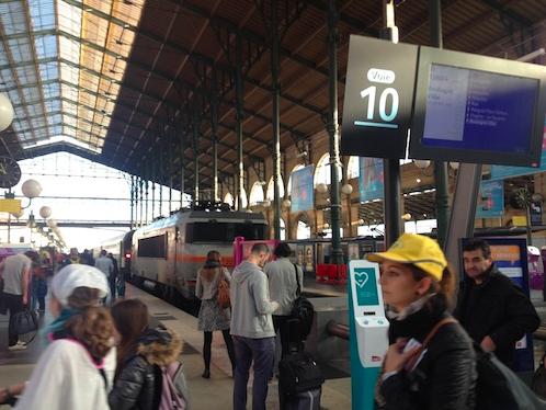 フランス電車