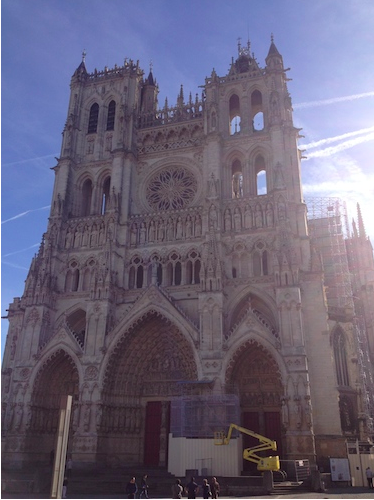 アミアン大聖堂1
