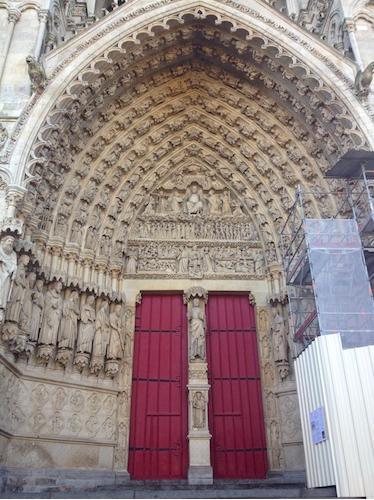 アミアン大聖堂6